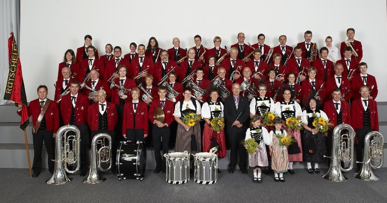Die MGR am Eidgenössischen Musikfest 2011 in St. Gallen