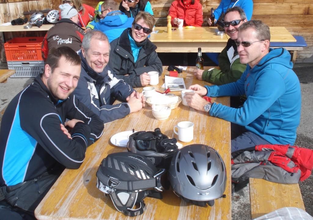 Skiweekend 2014