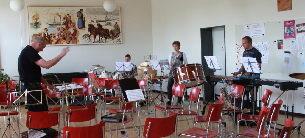 Die Perkussion