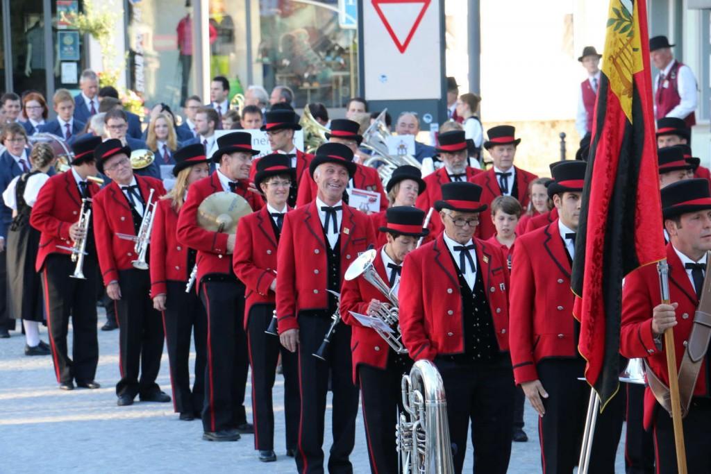 Marschmusikparade 2015