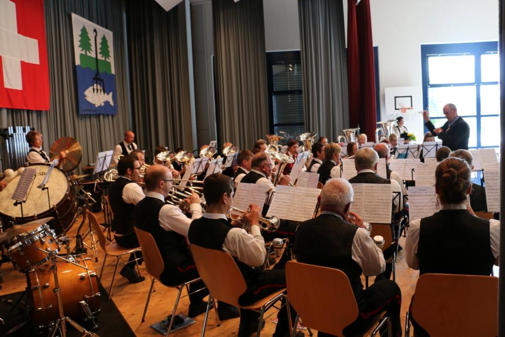 Musiktag Inkwil 2015