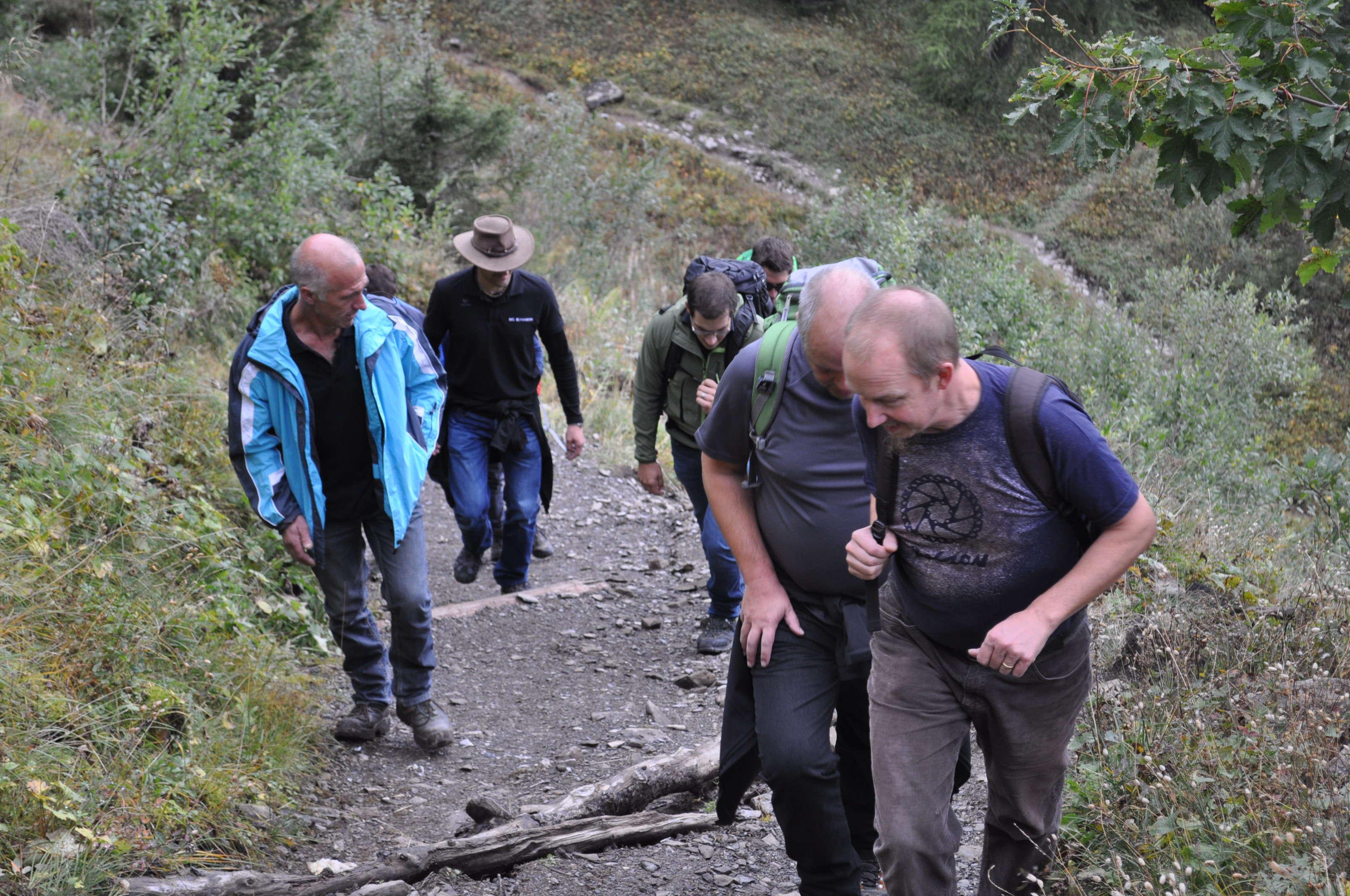 Klettersteig Engstligenalp : Fotogalerie musikreise engstligenalp musikgesellschaft