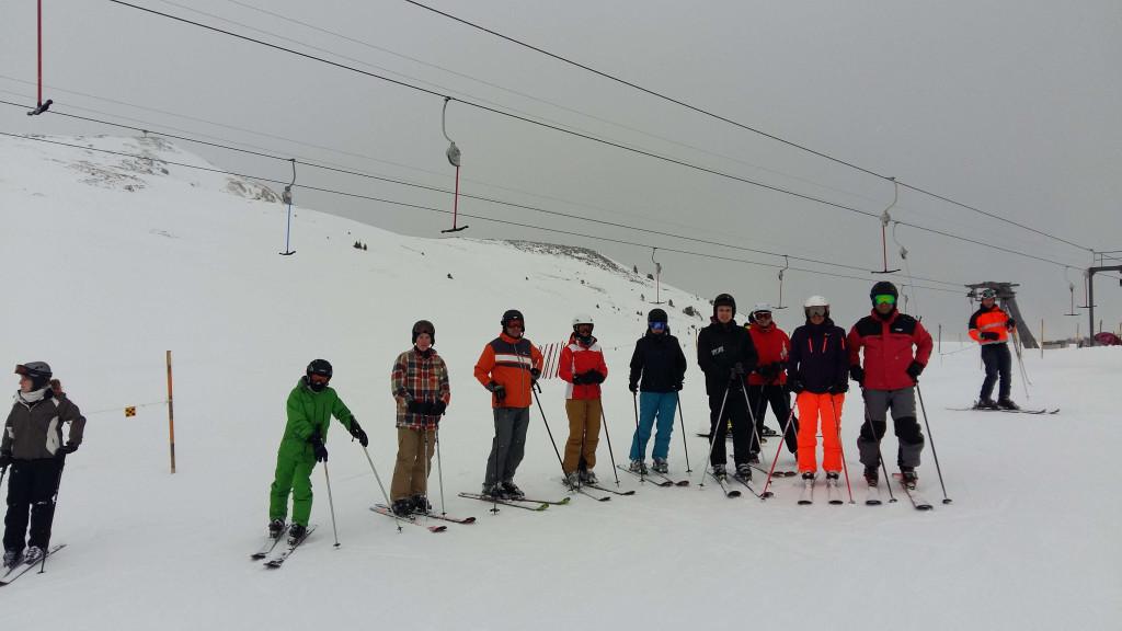 Wetterprognose vom Sonntag: Grau & Schnee