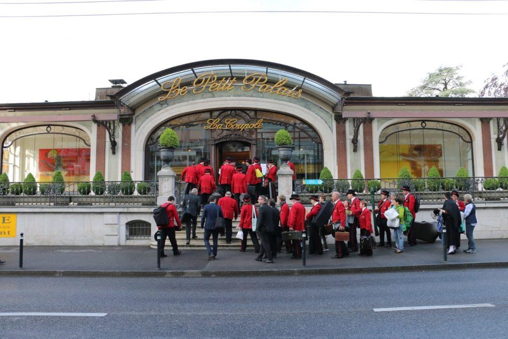 """Konzertlokal """"Le Petit Palais"""""""