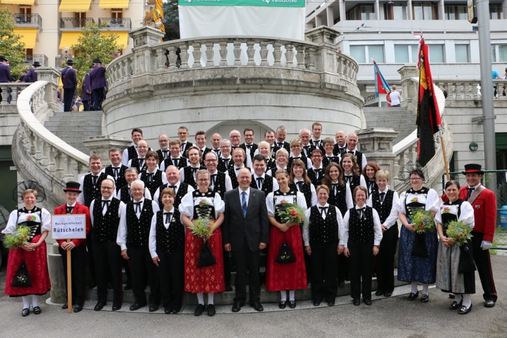 MGR in Montreux. Fotograf: Simon Jost.