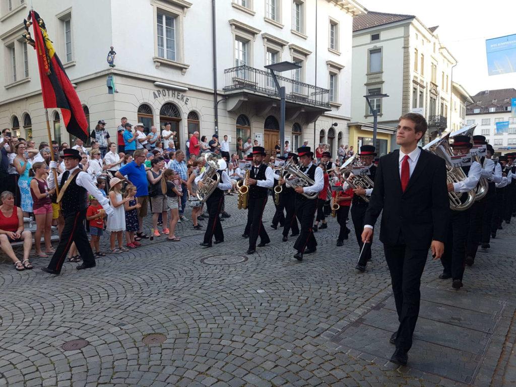 Marschmusikparade 2019